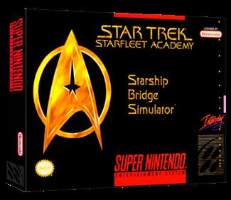 Star Trek: Starfleet Academy: Starship Bridge Simulator - Box - 3D