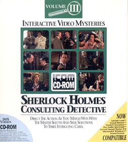 Sherlock Holmes: Consulting Detective Volume III