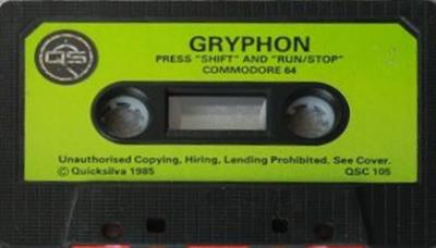 Gryphon - Cart - Front