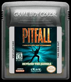 Pitfall: Beyond the Jungle - Fanart - Cart - Front