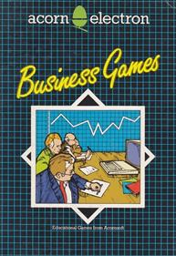Business Games - Box - Front