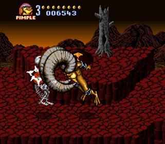 Battletoads in Battlemaniacs - Screenshot - Gameplay