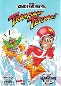 Trampoline Terror!