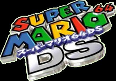 Super Mario 64 DS - Clear Logo