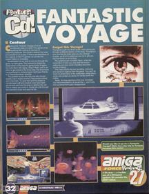 Fantastic Voyage - Advertisement Flyer - Front