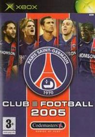 Club Football 2005: Paris Saint-Germain