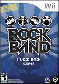 Rock Band: Track Pack Volume 1