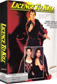 007: Licence to Kill - Box - 3D