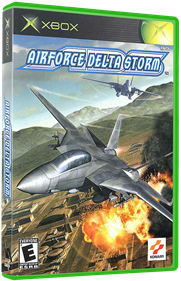 AirForce Delta Storm - Box - 3D