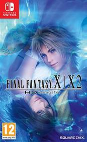 FINAL FANTASY X/X-2: HD Remaster