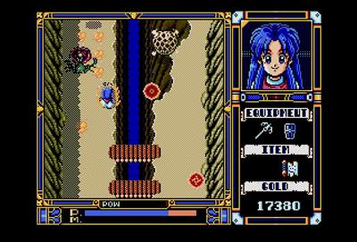 Fray in Magical Adventure - Screenshot - Gameplay