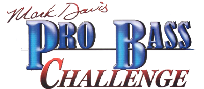 Mark Davis Pro Bass Challenge - Clear Logo