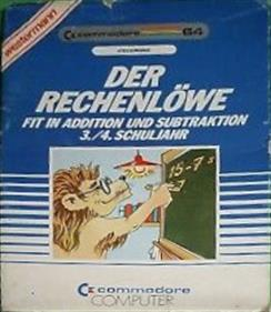 Der Rechenlowe: Fit in Addition und Subtraktion: 3-4 Schuljahr