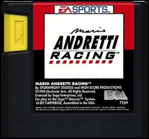 Mario Andretti Racing - Cart - Front