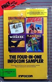 The Four-in-One Infocom Sampler