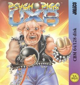 Psycho Pigs U.X.B.